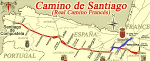 Stage 1 Camino